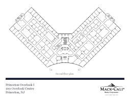 Princeton University Floor Plans by Princeton Overlook I In Princeton Nj Mack Cali