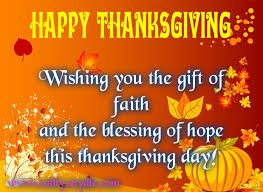 happy thanksgiving messages cathy