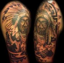 native american tattoos traditional native healing