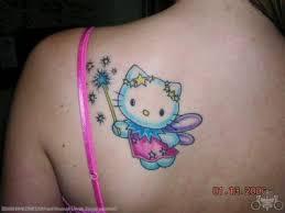 tattoo tattooz kitty tattoo design for girls
