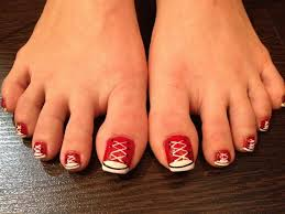 sneaker toes nail gallery
