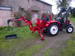 backhoes for compact tractors