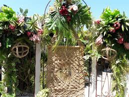 rent wedding arch tropical bohemian wedding arch for rent check us out on instagram