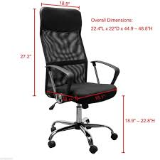 ergonomic office chairs dimension xqnlinfo