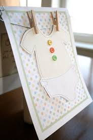 Baby Shower Gift Crafts Oh Baby Free Diy Baby Shower Card Download Found In Supplies
