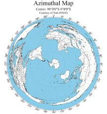 map eath maps prove the flat earth deception equidistant map azimuthal map