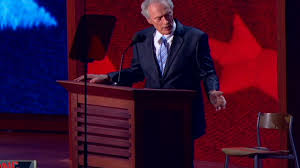 What Is Empty Chair Technique Eastwood The Empty Chair And The Speech Everyone U0027s Talking About