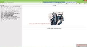 detroit diesel power service literature and eparts catalog auto