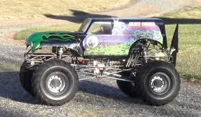grave digger monster truck schedule grave digger enthusiast builds quarter scale replica of popular