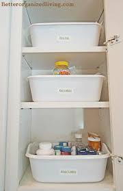 organize medicine cabinet 31 days of organizing tips day 17 medicine cabinet from