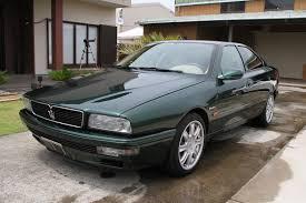 maserati quattroporte coupe maserati quattroporte iv evoluzione 2 0 2 8 3 2 1998 2001