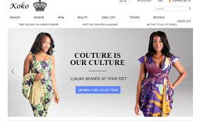 online boutiques kokostores a new luxury online shopping destination for africa