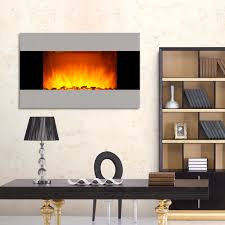wall mount heater endearing electric fireplace heater wall mount