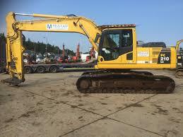 komatsu pc210 lc 8 crawler excavators price 62 000 year of