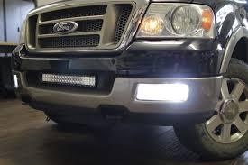 How To Install F150 04 08 Cree Led Fog Lights F150leds Com Youtube