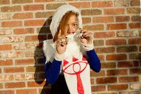sheik halloween costume using stuff in your closet