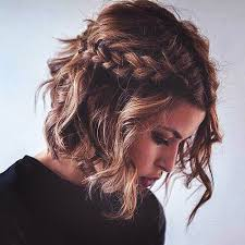 medium length lots of layers hairstyles this gorgeous braid is easy to style and works for medium length