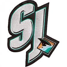 San Jose Sharks Flag San Jose Sharks Sj Shoulder Patch
