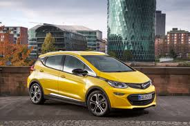 opel germany norway to kick off start of opel ampera e sales in europe