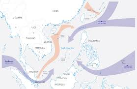 China Sea Map by Ready For A Fight How America Could Respond To A South China Sea