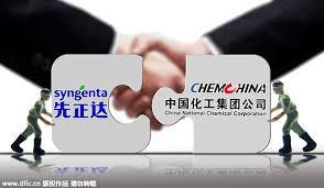takeover bid chemchina makes 43b takeover bid for syngenta business