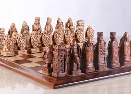 fantasy chess set house of hauteville chess set and board combo antique white and
