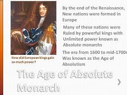 How Many Of These Powerful by World History Age Of Absolutism Ppt Video Online Download