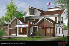2200 sq ft simple stylish house kerala home design and floor