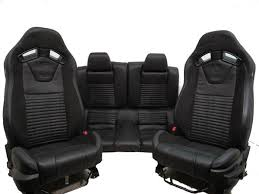 2013 Ford Mustang Interior Replacement Seats 2010 2014 Ford Mustang Seats