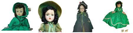 Carol Burnett Scarlett O Hara Costume by Dolls Wearing O U0027 The Green Ruby Lane Blog
