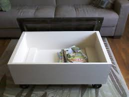 white coffee table storage rascalartsnyc