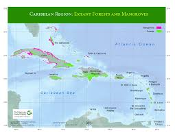 Jamaica Map Impressum