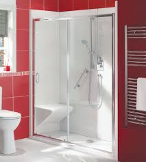 Shower Packages Bathroom Shower With Seat Evergreen 48 100 Walk In Shower With Bench Seat