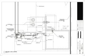 Curtain Wall House Plan Technical Drawings By Albert B Jackson At Coroflot Com
