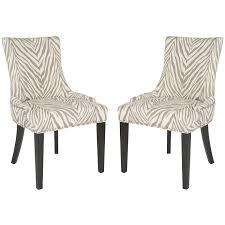 animal print accent chairs wayfair lester parsons chair set of 2 animal print accent chairs wayfair lester parsons chair set of 2 cheap home decor online