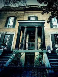 savannah ghost tours inside sorrel weed house