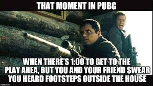 pubg memes duo gameplay in pubg be like imgflip