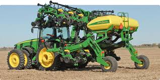 John Deere Planters by Wide Row Planters