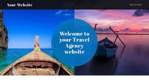 travel agencies images Travel agency website templates godaddy jpg