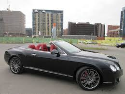 bentley red convertible used bentley continental convertible 6 0 speed w12 gtc 2dr in