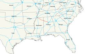 Tennessee Time Zone Map by Interstate 22 Wikipedia