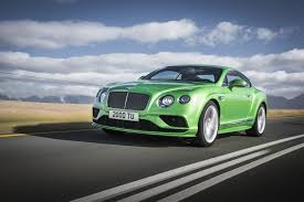 bentley sports car 2016 2016 bentley continental gt gets facelift autoguide com news