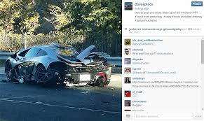 texas driver crashes 1 2 million mclaren p1 after owning it for