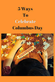 5 ways to celebrate columbus day are frugal