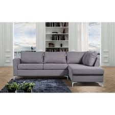 Microfiber Sectional Sofas by Furniture Microfiber Sectional Chaise Reversible Chaise
