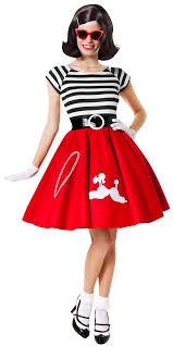 Halloween Costumes 1950s Ooh La La 50 U0027s Costume Fifties Costumes Fancy Dress