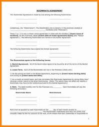 room lease agreement template free free printable room rental
