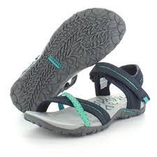 merrell ladies terran cross ii lightweight casual walking sandals