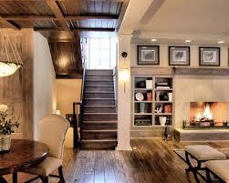 interior design basement remodeling with living room 20