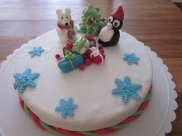 the 2011 christmas cake designs coastal cake design